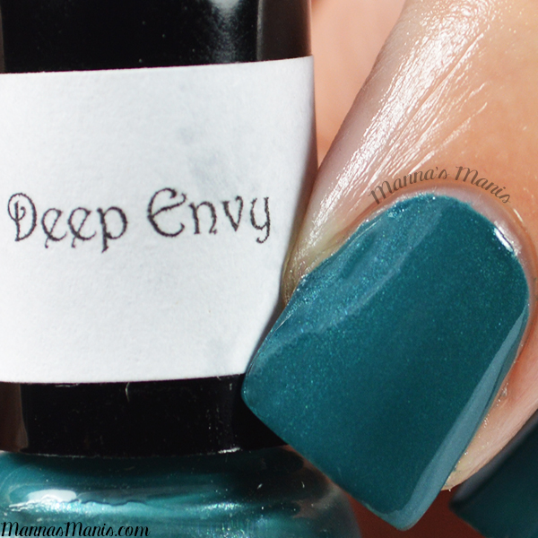 Bad Bitch Polish Deep Envy swatches