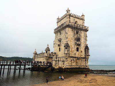 Tower of Belém in Portugal