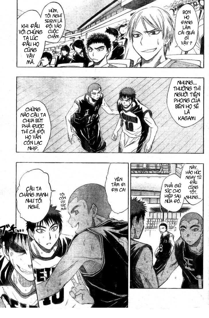 Kuroko No Basket chap 020 trang 9