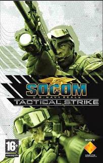 SOCOM U.S Navy Seals Tactical Strike PSP ISO