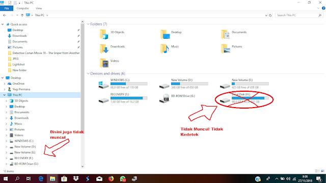 Cara Memperbaiki USB yang Tidak Terdeteksi pada Laptop Windows 10