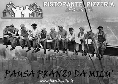 Pausa Pranzo a Rivoli... Scegli Fratelli Milù!