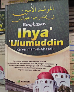 Buku Ringkasan Ihya Ulumuddin Toko Buku Aswaja Surabaya