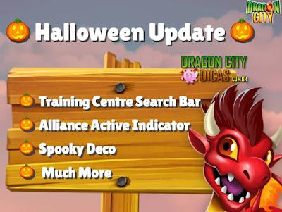 Novidades do Halloween 2018!