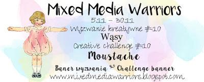 Wyzwanie MMW #10 - WĄSY | MMW Creative challenge #10: Moustache