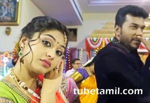 Sanjay & Chandra – Dance Making Video   Sun TV   Chandralekha   Tamil Serial