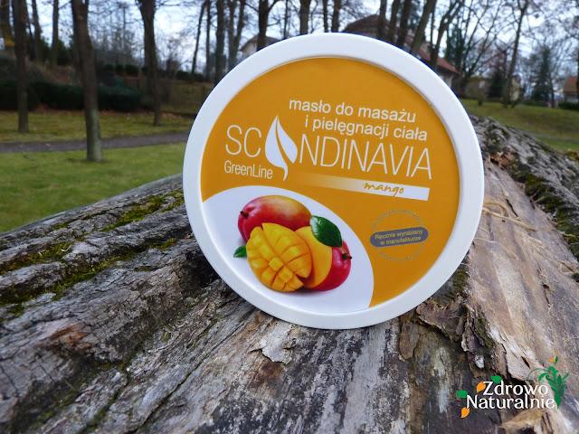 Scandinavia Cosmetics - Masło do pielęgnacji ciała - mango