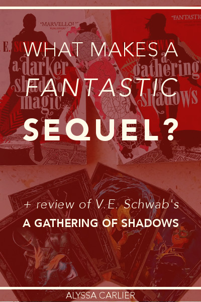 What Makes A Fantastic Sequel? 4 Ways to Avoid the Middle Book Syndrome