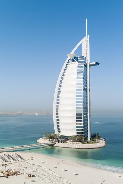 Si fuera rico viajaría a Burj Al Arab