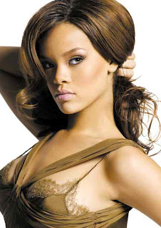 hot barbadian actress rihanna