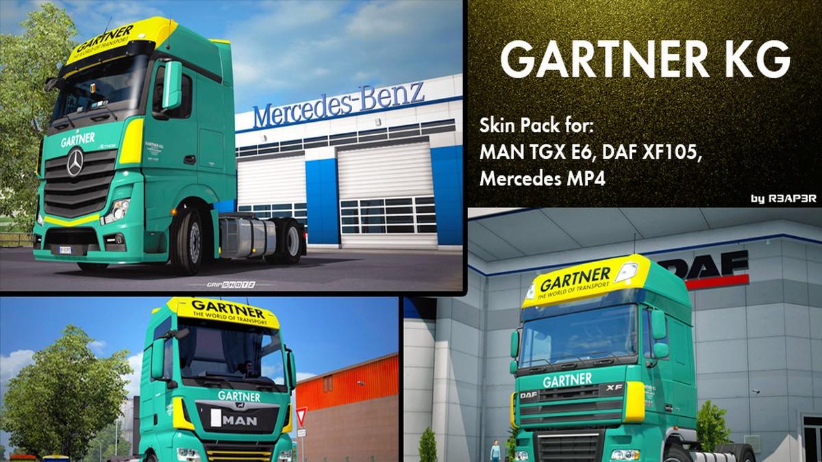 Skin Pack Gartner KG