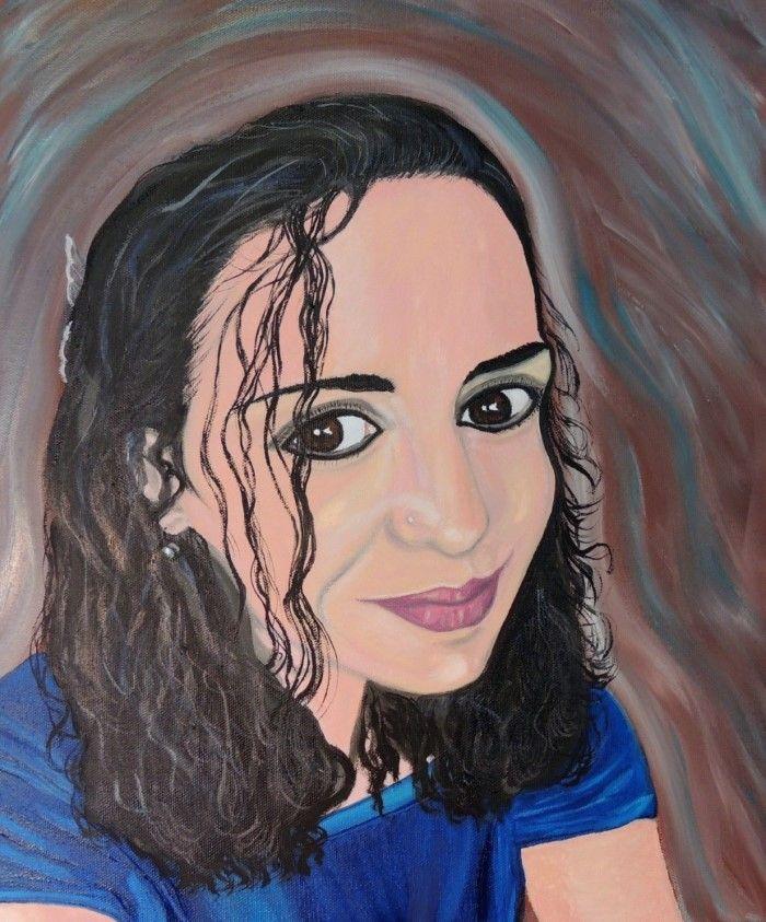 Аргентинский художник. Martha De Cunha