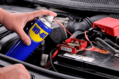 Give Your Car Some WD-40® Love for A Smooth Balik Kampung!