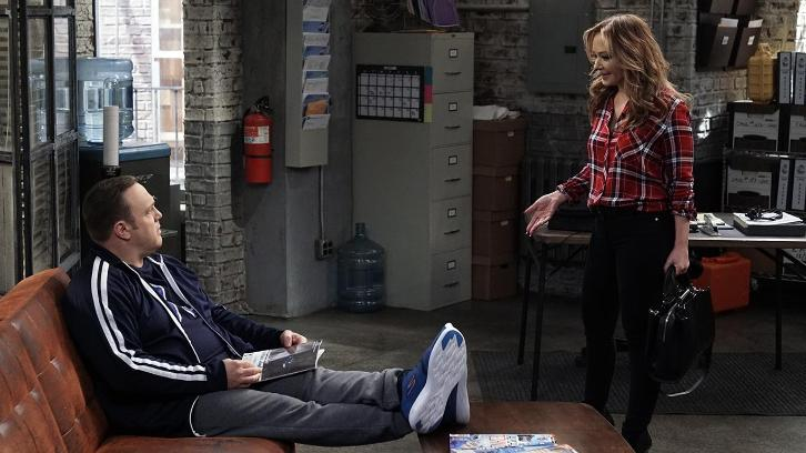 Kevin Can Wait - Episode 2.24 - A Band Done (Season Finale) - Press Release