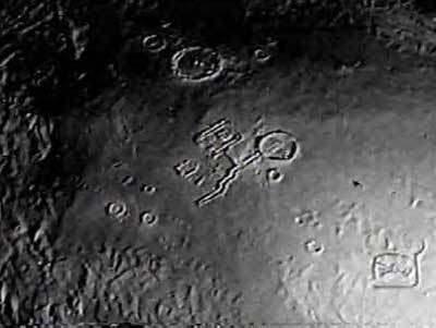 La NASA ha ocultado la existencia de ruinas extraterrestres en la Luna