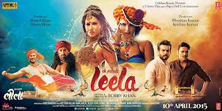 Download Ek Paheli Leela (2015) Hindi Movie Bluray