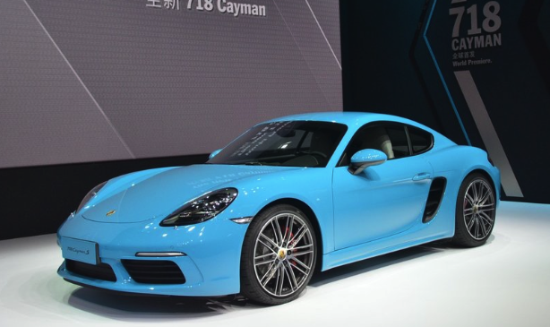 2018 Porsche 718 Cayman Manual Review
