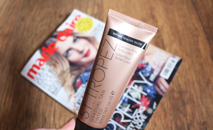 St Tropez Gradual Tan Tinted Body Lotion review