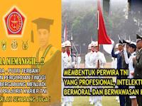 Penerimaan Perwira Prajurit Karier TNI 2016