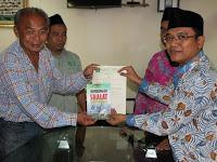 Alhamdulillah, Lagi-lagi PBNU Bimbing Dua Warga Jakarta Masuk Islam