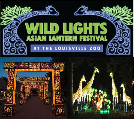 Discover The Beauty Of The Asian Lantern Festival At Louisville Zoo