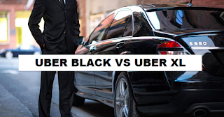 Perbedaan Uber X, Uber XL Dan Uber Black