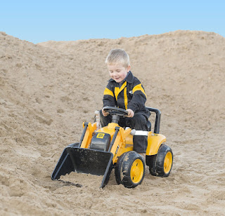 """JCB """"Battery Operated Ride On"""" Toy – Toy Dinger Kids/ childern £59.49"""
