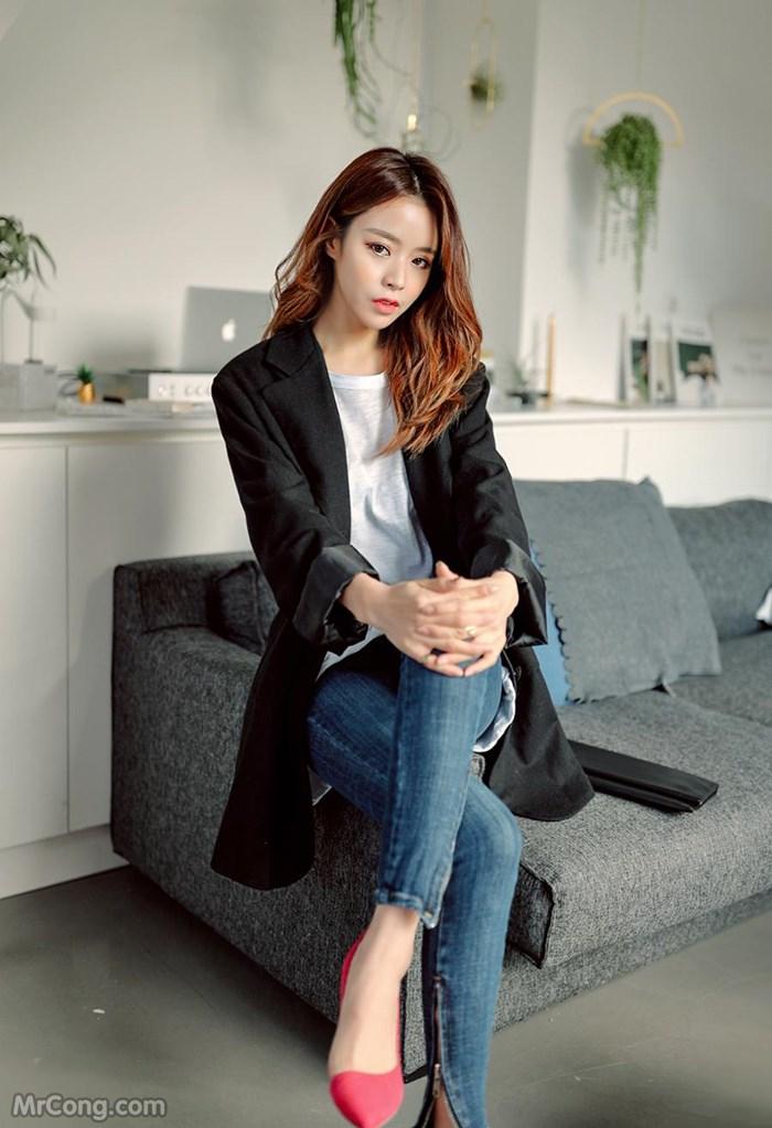 Người đẹp Cha HyunOk trong bộ ảnh thời trang tháng 1/2017 (345 ảnh)
