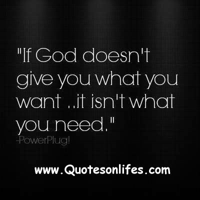 Quotes About Life Life Quotes If God Doesnt