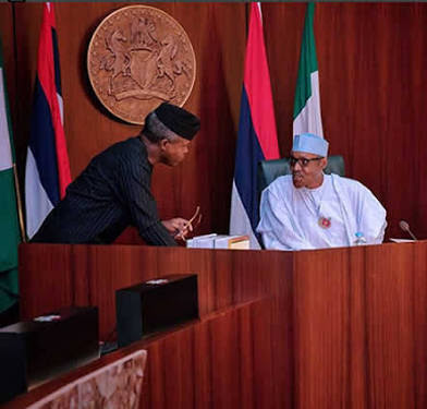 Buhari To Embark On 10-Day Holiday, Hands Over To Osinbajo