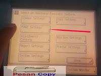 TERJAWAB, Fungsi Change Auto sleep times mesin fotocopy