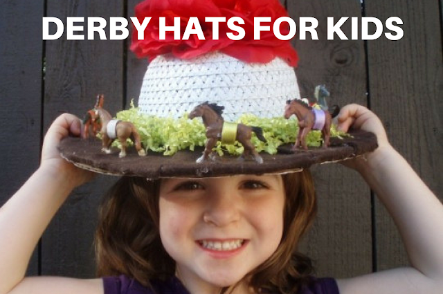 Derby hats for Kids