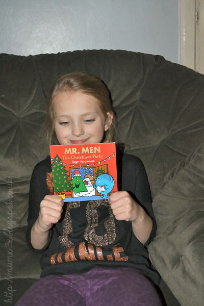 Mr Men - The christmas Party review @ ups and downs, smiles and frowns