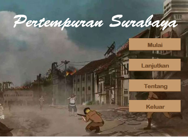 Mini Game pertempuran Surabaya