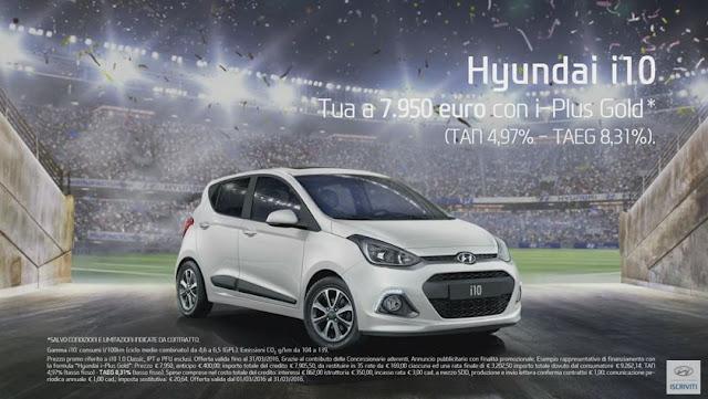 Canzone Pubblicità Hyundai i10 2016 | Musica spot Hyundai 2016