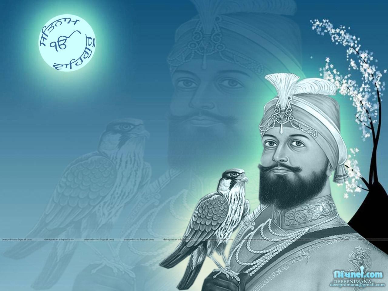 Trololo blogg sikh photos wallpaper hd - Shri guru gobind singh ji wallpaper ...