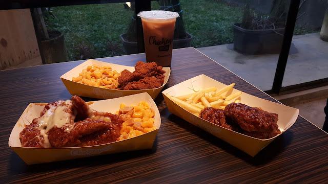 Chicken Box - piridifoodies food blogger Malang