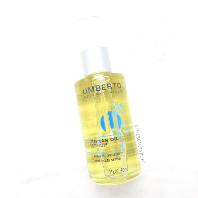 umberto roman oil serum - the beauty puff