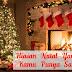 8 Dekorasi Natal Cantik yang Nggak Boleh Kelupaan di Rumah