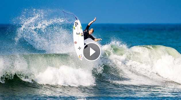 Kolohe Andino in Free To Roam At Home An Offseason in Southern California