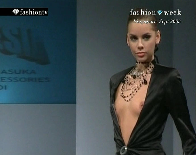 Fashion Model Nude Fuck Video 45