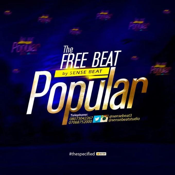 Free Beat: Sense Beatz – Popular