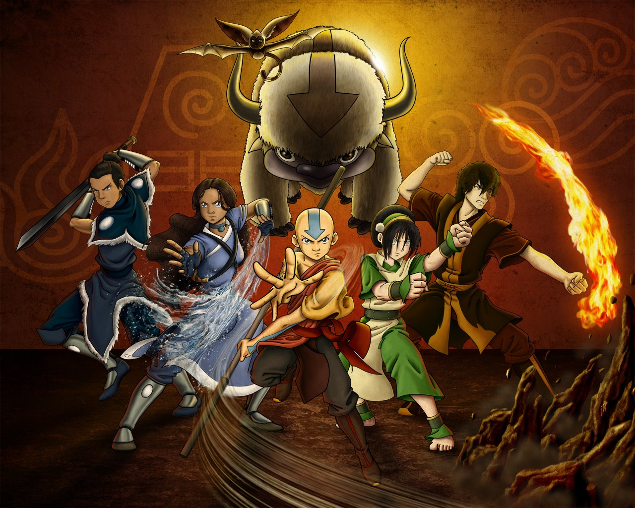 Avatar: The Legend of Aang Subtitle Indonesia Batch