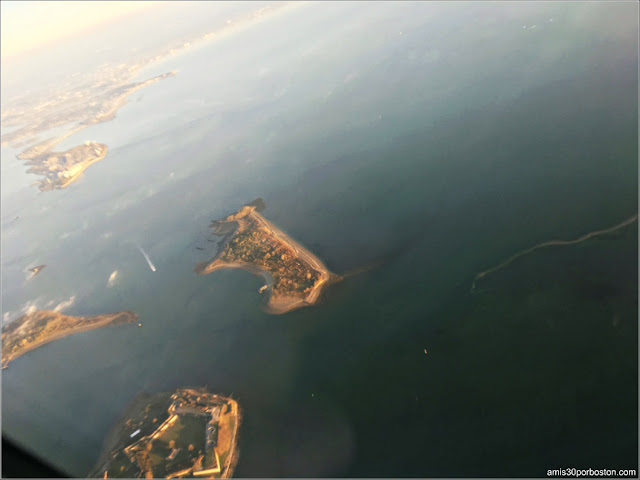 Parque Nacional de las Islas del Puerto de Boston
