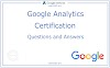 Google Analytics Certification Questions and Answers