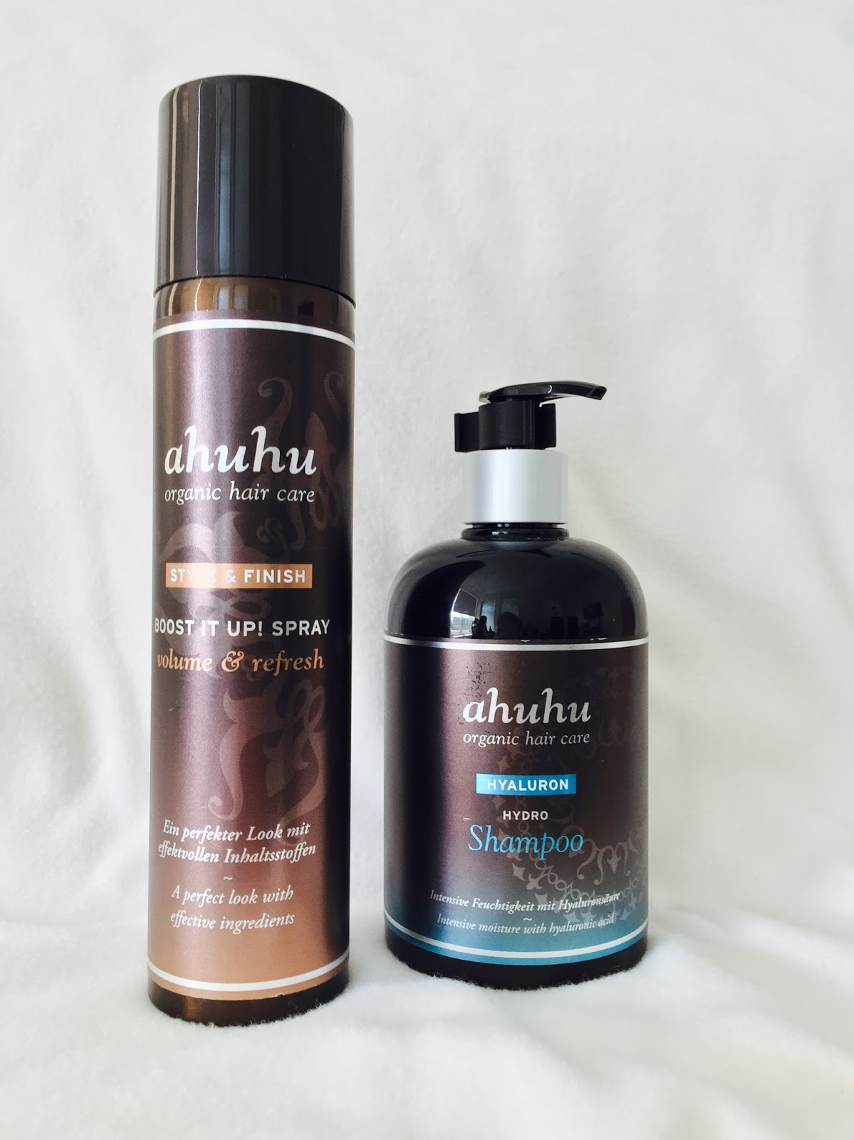 review ahuhu boost it up spray ahuhu hydro shampoo. Black Bedroom Furniture Sets. Home Design Ideas