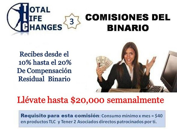 total life changes latino  plan de pagos