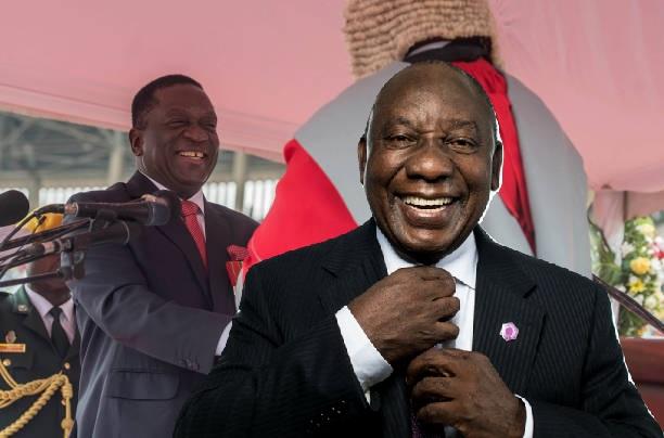 South Africa Rebuff U.S Sanctions On Zimbabwe