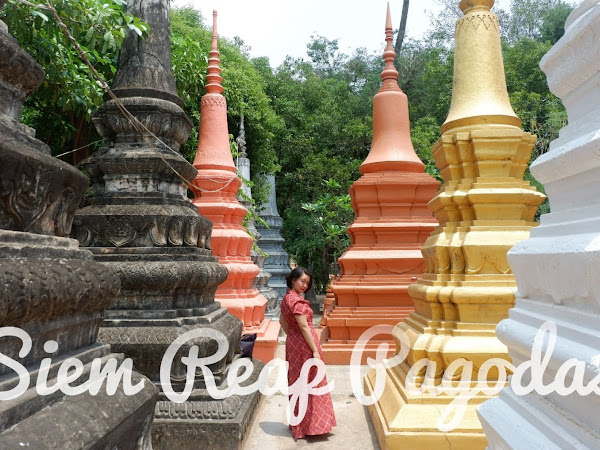 First Day in Siem Reap: A Visit to Wat Bo and Preah Prom Rath Pagodas