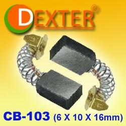 Carbon Brushes For Makita CB-100 CB100 181030-1 6906 9005B 9901 PC1100 191945-4